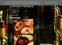 culinary monaco