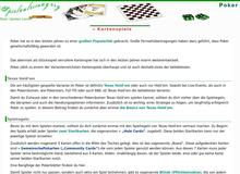 Poker Ratgeber