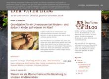 Der Vater Blog