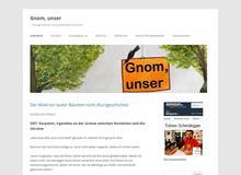 Gnom, unser – Self Publishing