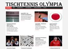 Tischtennis Olympia News