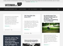 VATERMAN – Ich werde Vater