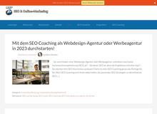 SEO und Internet Marketing Blog von MSP1