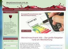 Weinklimaschrank Info | Der Weinklimaschrank Ratgeber im Netz
