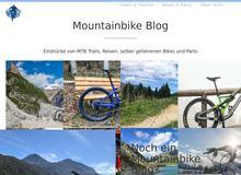 Das Mountainbike Blog