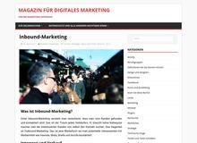 Magazin für digitales Marketing