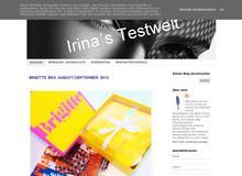 Irinas Test Welt