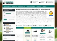 Messerschärfer Test