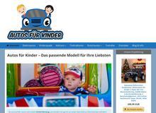 Autos für Kinder – finden Sie das passende Modell