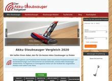 Akku Staubsauger Ratgeber