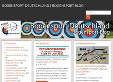 Bogensport Deutschland – Bogensportblog