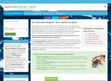 Braun Epilierer Test & Vergleich