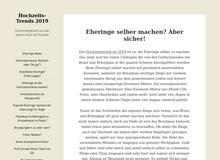 Bride-Talk: Eheringe aus der Schweiz