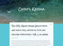 Caro\'s Karma