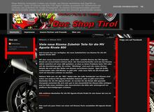 Duc Shop Tirol Blog