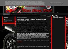Kurzes Heck von Evotech Performance für die Ducati Monster 1200