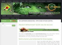Gartenfachberatung Schmidt