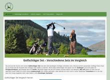 Golfschläger Set – Finden Sie Ihre passenden Golfschläger