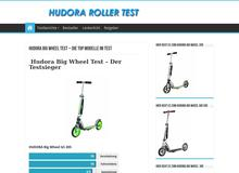 Hudora Big Wheel Test
