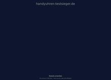 Handy Uhren im Test