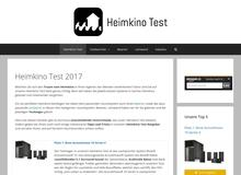Heimkino Test