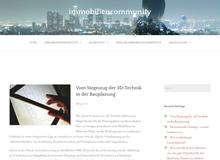 Immobiliencommunity
