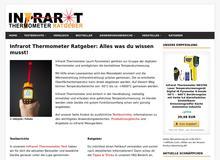 Infrarot Thermometer – Ratgeber: Aktuelle Infromationen zur kontaktlosen Temperaturmessung