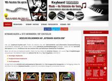 Keyboard kaufen Ratgeber