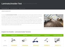 Laminatschneider Test 2016