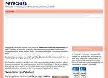 petechien.de