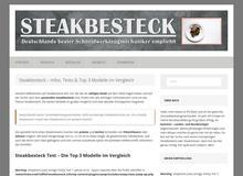 Steakbesteck Ratgeber