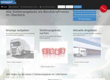 Suche-LKW-Fahrer
