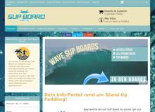 SUP Board Portal