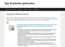 Schön(e) Produkttests