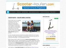 Scooter kaufen – Cityroller Tests