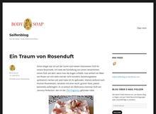 Seifenblog BODY + SOAP