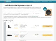 Soundbar-tests.com