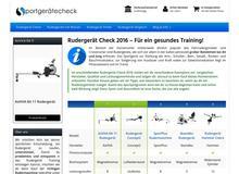 Sportgeraete Check