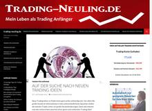 Trading Neuling