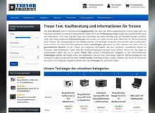 Tresor Tests