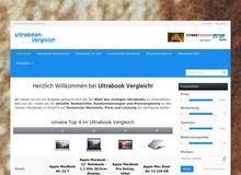 Ultrabook Vergleich