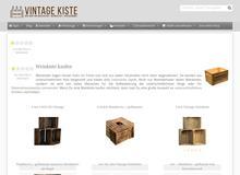 Vintage Kiste
