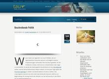 TauBlog – Écrasez l'infâme!
