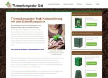 Thermokomposter Test & Ratgeber
