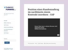 Für SAP-Berater …