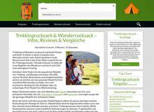 Trekkingrucksack und Wanderrucksack – Reviews, Kaufberatung und Infos