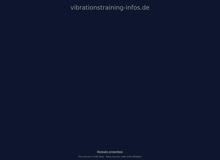 Vibrationstraining – Kurzes Training mit großer Wirkung