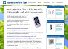 Wetterstation Test