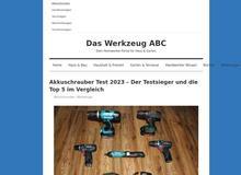 Akkuschrauber-Guide