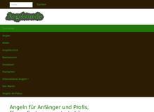 Angeln für passionierten Angler sowie Angelanfänger